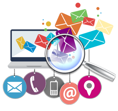 Extract WEB Phone Number and Emails